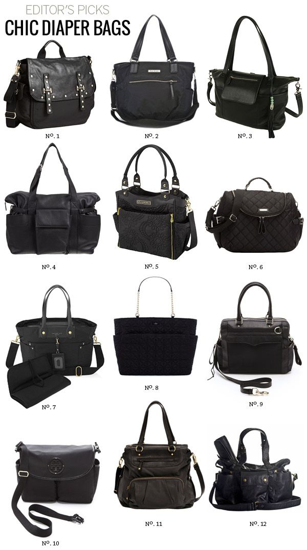 Editor S Picks Chic Diaper Bags Baby P Style Pinterest Bag And