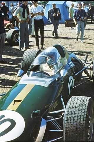 Jack Brabham - Brabham BT23C Cosworth FVA - Motor Racing Developments - XXV Grand Prix d'Albi 1967