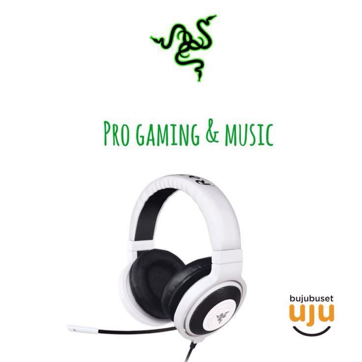Razer - Kraken: Pro Gaming & Music     IDR 1.125.000