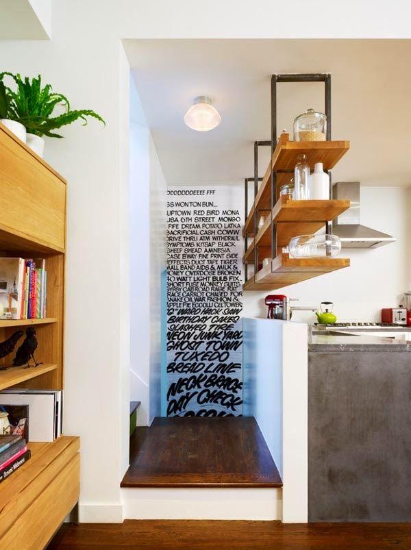40 Desain Dapur Kecil Minimalis Sederhana | Desainrumahnya.com