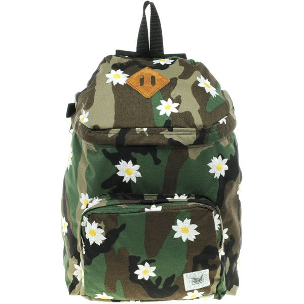 Mark Mcnairy Backpack With Camo Print (3.405.760 VND) ❤ liked on Polyvore featuring men's fashion, men's bags, men's backpacks, bags, backpacks, accessories and mens camo backpack