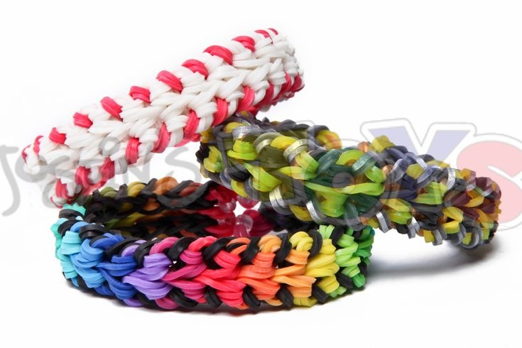 Valentine Bracelets Justin Toys : This rainbow bracelet was designed by liam at justin s