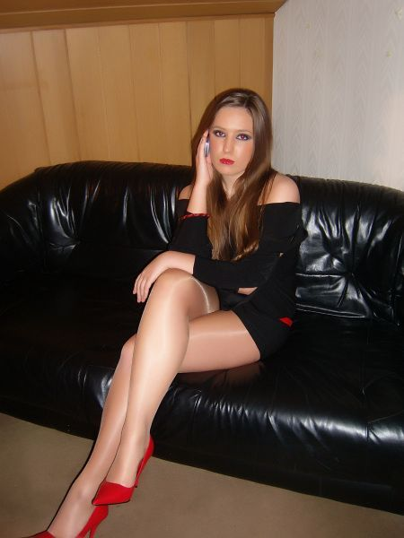 shemale club heels and nylon