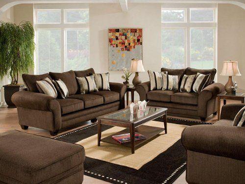 Best 3700 Waverly Godiva Living Room Set 3700 Waverly Godiva 400 x 300