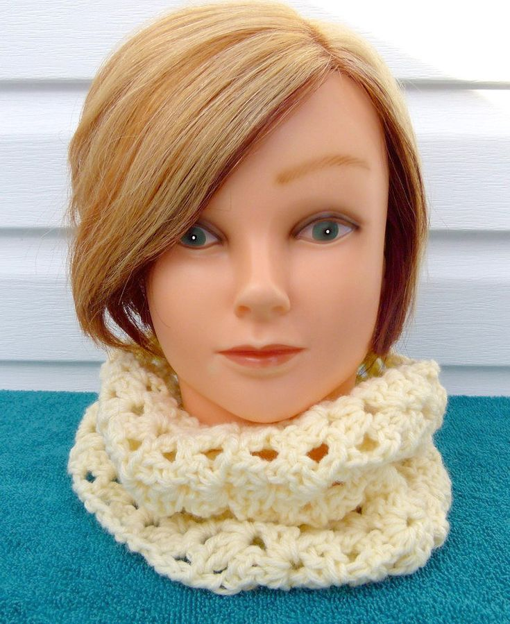 Dewdrop Cowl /  Neckwarmer / All Weather Infinity Scarf / Tube Scarf / Mother-Daughter by LaraineRoseHandiWorx on Etsy
