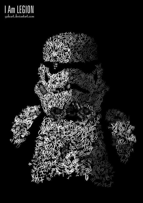 Amazing Star Wars art prints