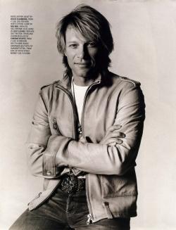 Jon Bon Jovi was born on March 2, 1962, in Perth Amboy, New Jersey. His real name is John Francis Bongiovi Jr.