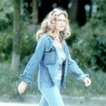 Fashion Flashback: Wideleg and Bellbottom Jeans   Brigette Bardot in Flared Jeans. #DenimFlashback
