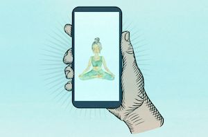 If you're trying to achieve mindfulness by using an app, here's the problem with that: http://www.huffingtonpost.com/greater-good-science-center/the-trouble-with-mindfuln_b_12090056.html