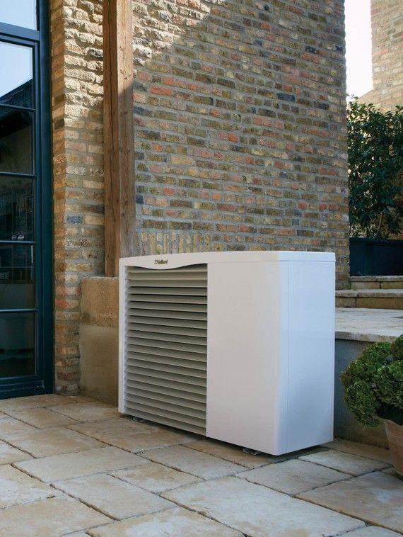 Die Luft/Wasser-Wärmepumpe aroTHERM von Vaillant