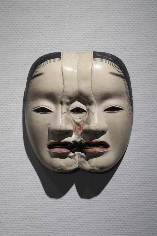 the art of Noh mask                                                       …