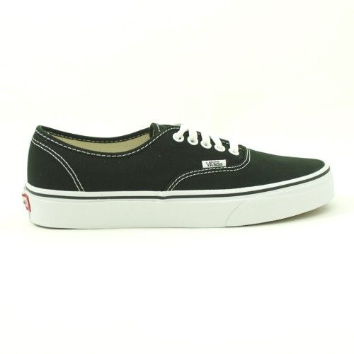 Vans Authentic Unisex Basse Nero - #vans #sneakers #estate2014 #footwear  #scarpe