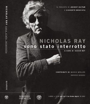 Nicholas Ray - Sono stato interrotto  il libro sul comodino. fisso.