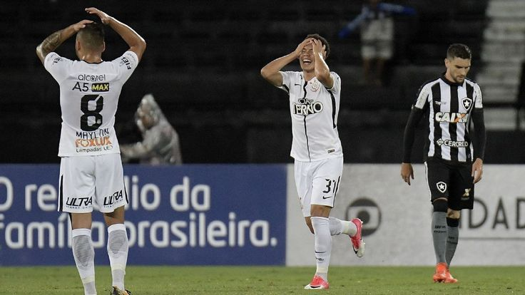 Corinthians' woes add new meaning to Sao Paulo derby vs. Palmeiras