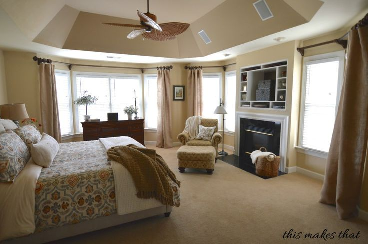 Walls powell buff tray ceiling decatur buff ceiling for Hepplewhite bedrooms