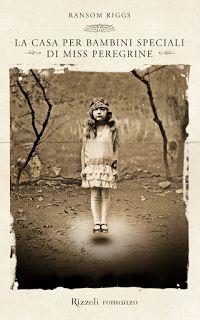 Bookland :viaggiando tra i libri: RECENSIONE: La casa per bambini speciali di Miss Peregrine di Ransom Riggs