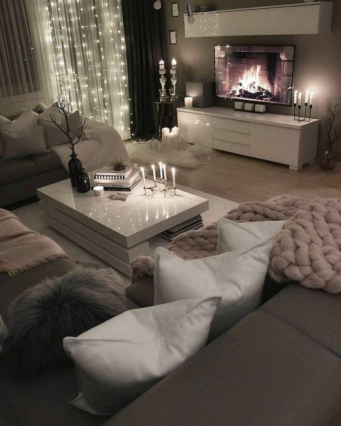 Wohnzimmer Ideen Modern Klein