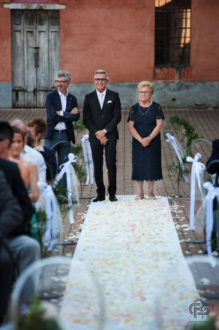 Aspettando la sposa...  Matrimonio - Relais Convento - Cremona