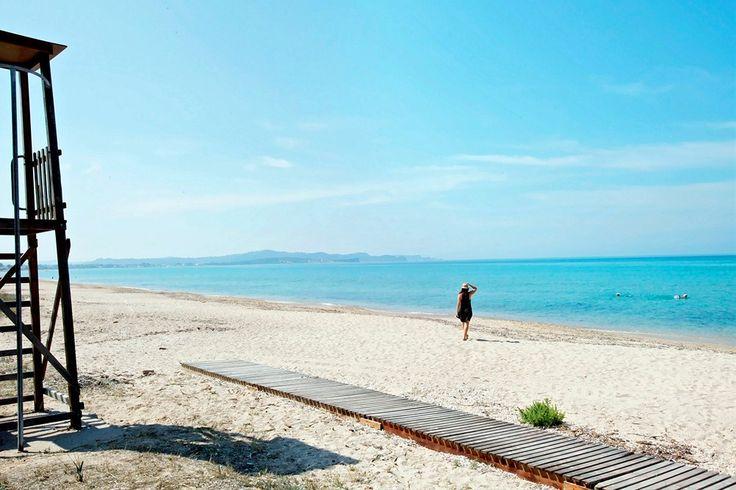 Korfu, iki-ihana hashtag #Finnmatkat