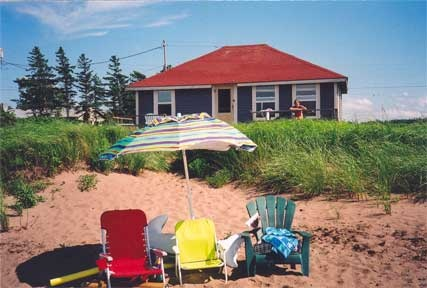 Macleod's Cottages near Tatamagouche. My summertime retreat.