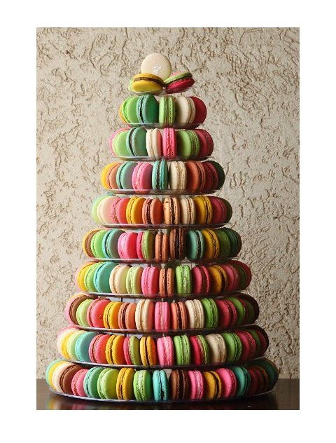 Macaron Love « Wedding Ideas, Top Wedding Blog's, Wedding Trends 2014 – David Tutera's It's a Bride's Life