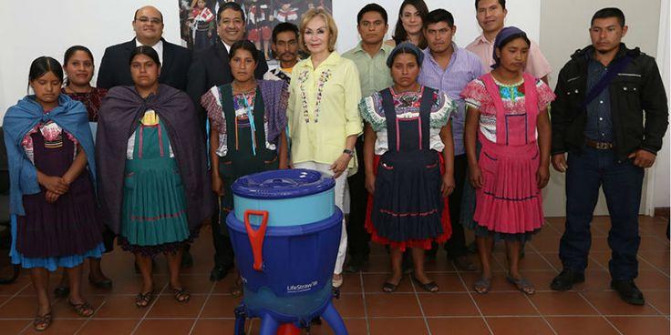 Leticia Coello: Se canaliza donativo para mejoramiento del programa de Desayunos…