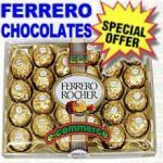 Buy Ferrero Rocher Chocolates   online at best price in India from Rediff Shopping, India's largest online shopping portal.