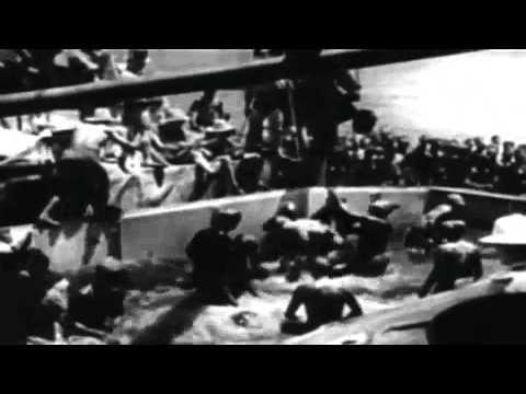 Secretos de la II Guerra Mundial 7 La travesia de los buques secretos - YouTube