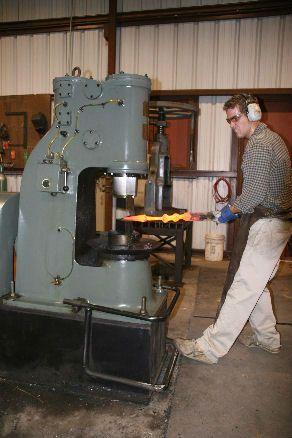 40kg (88lbs) blacksmith power hammer $1~$9999999