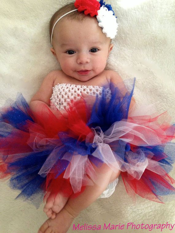 Fourth Of July Tutu Fourth Of July Tutu Set by TutuTasticBoutique, $18.00