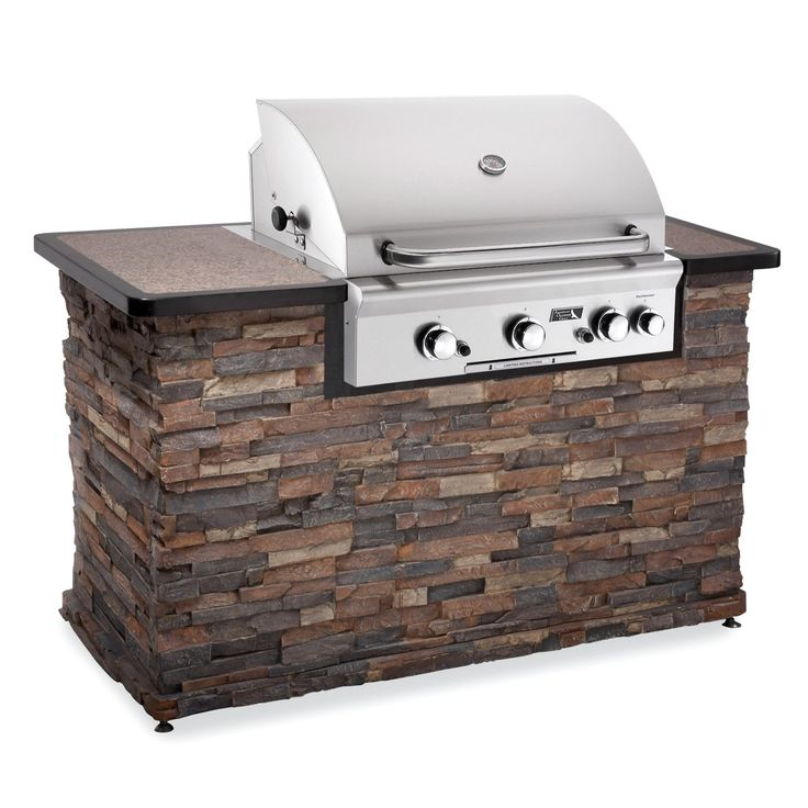 Best 25 built in gas grills ideas on pinterest gas for for Gasgrill fur outdoor kuche