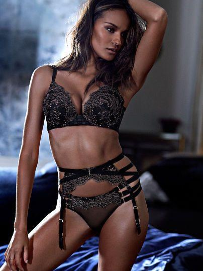 Les Meilleures Images Du Tableau Victorias Secret Sur Pinterest - Porte jarretelle victoria secret