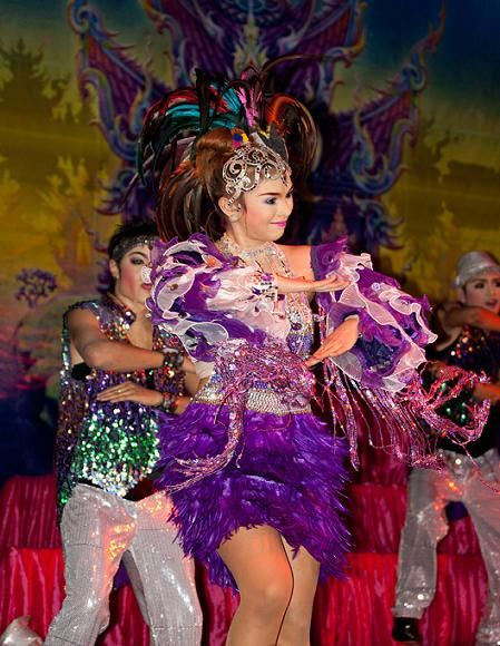 Cabaret Show in Bangkok, Thailand