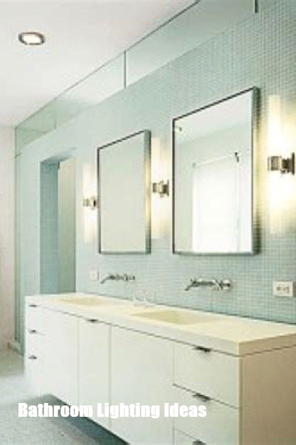 Bathroom Lighting Ideas You Would Want To Consider With Images
