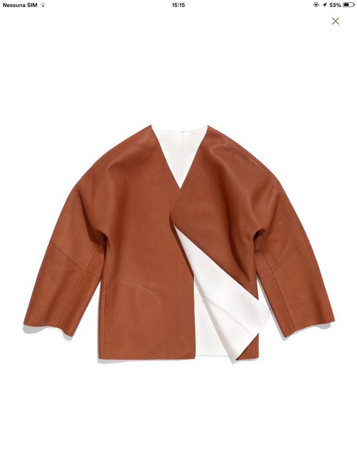 2014 collection double face plongé jacket