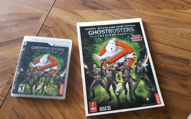 Ghostbusters: The Video Game (Sony PlayStation 3 PS3 2009) Complete CIB