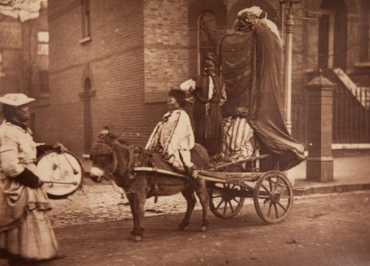 They were then printed in Street Life in London, with the work regarded as being hugely important for its use of photography as social docum...