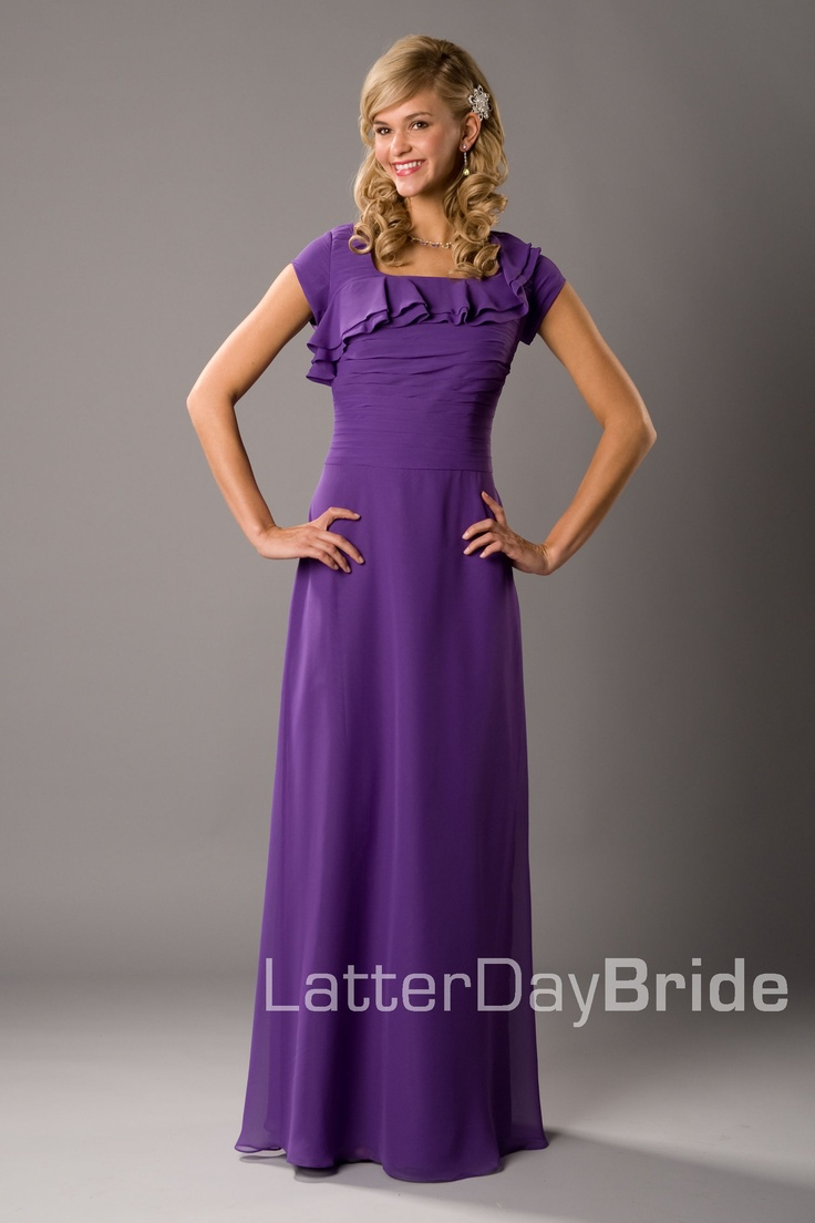 115 best modest bridesmaid and prom dresses images on pinterest hattie modest bridesmaid dress ombrellifo Image collections