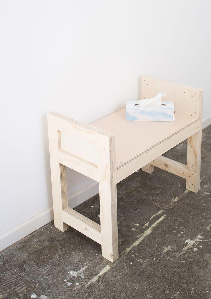 Chunky Holz Tisch Und St 252 Hle M 246 Belideen