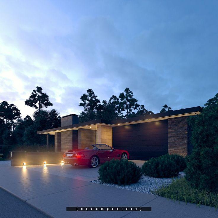  Contemporary Residential House for Melbourne.     #xzoomproject #modernhouse #residential  #modernhome #modernarchitecture #contemporaryhome