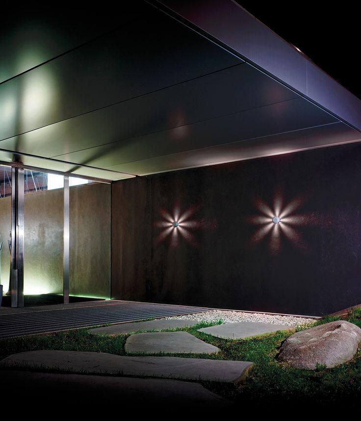 Studio Italia is a lighting wholesaler bringing the worlds leading designer lighting brands to Australia for over 30 years. & 29 best Outdoor lighting images on Pinterest | Exterior lighting ...