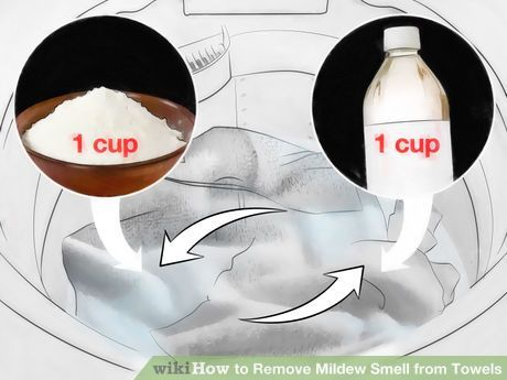 Remove Mildew Smell From Towels How To Remove Towels