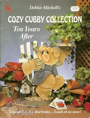 Cozy Cubby Collection Ten Years After - Debbie Mitchell - OOP