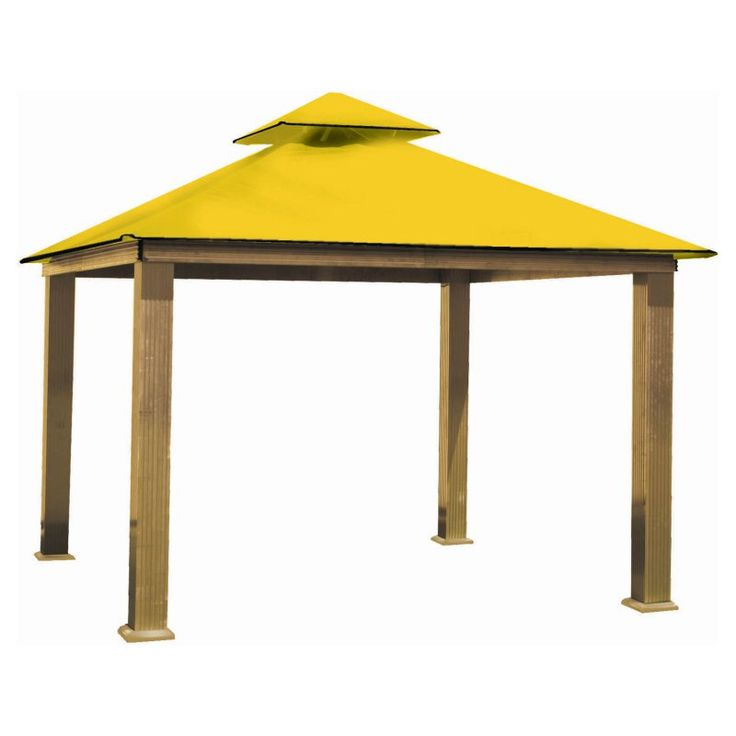 Best 25 Gazebo Replacement Canopy Ideas On Pinterest