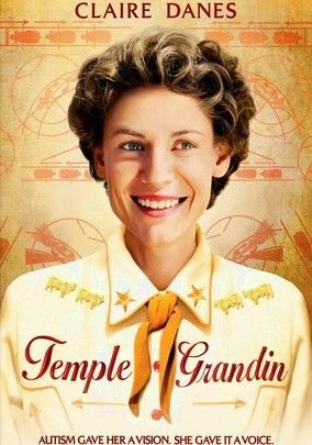 Temple Grandin (2010) Emmy winner Claire Danes stars as Temple Grandin, a brilliant young woman coping with the stigma of autism at a time when it was misunderstood. With the support of her loving family, Temple dedicates herself to learning and becomes a famed animal behaviorist. Her passion for animals gives her a unique ability to understand them, and she fulfills her love of education by teaching about autism and the most humane ways to treat livestock and pets.