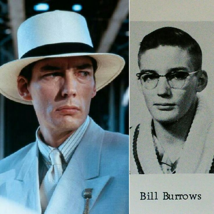 Actor Billy Drago: born William Eugene Burrows  in Hugoton, KS.  Known for his parts in The Untouchables, Charmed, and many others.