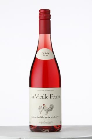 Rosé #6: Domaines Perrin 2011 La Vieille Ferme Rosé