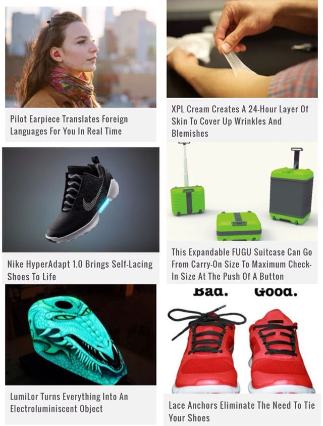 Cool New Inventions.