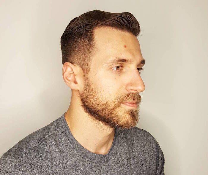 5869 best coiffures images on pinterest - Barbe en degrade ...