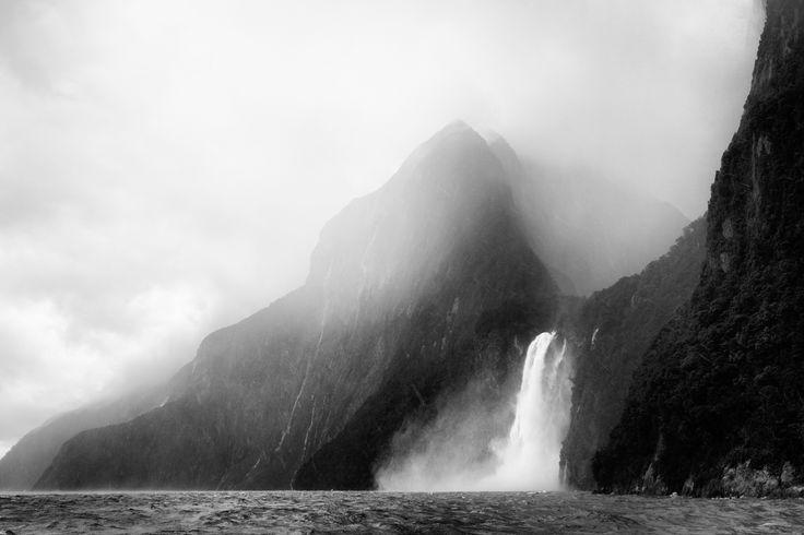 Milford Sound - Milford Sound, South Island of New Zealand